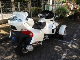 Quad occasion : CAN-AM Spyder RT Limited