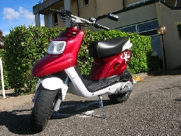 Scooter occasion : MBK Booster 50