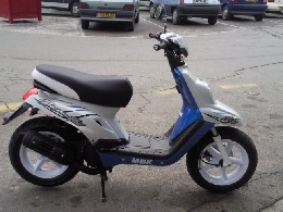 Scooter occasion : MBK Booster 50 12'
