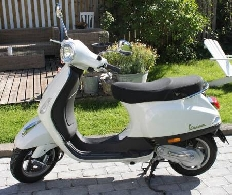 Scooter occasion : VESPA LX 125
