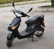Scooter occasion : SAMPO LF50QT-21