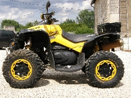 Quad occasion : CAN-AM BOMBARDIER Renegade 800 xxc