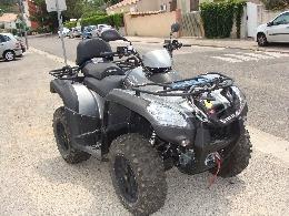 quad kymco 500 dxi