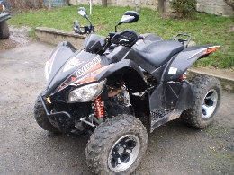 Quad occasion : ARCTIC CAT XC 450