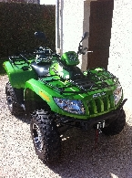 Quad occasion : ARCTIC CAT 550 H1 efi 4x4