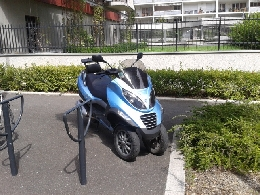 Scooter occasion : PIAGGIO MP3 125