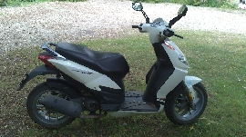 Scooter occasion : APRILIA SportCity 50 one