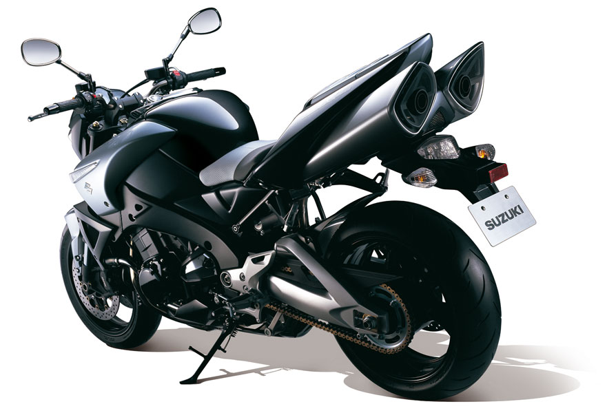 SUZUKI B-King  2011 photo 2