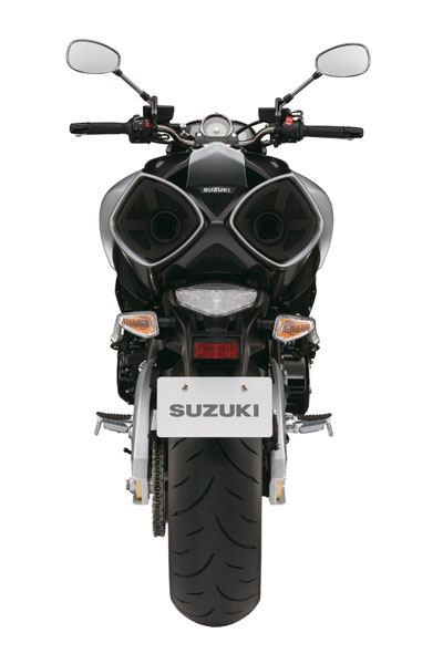 SUZUKI B-King  2011 photo 7
