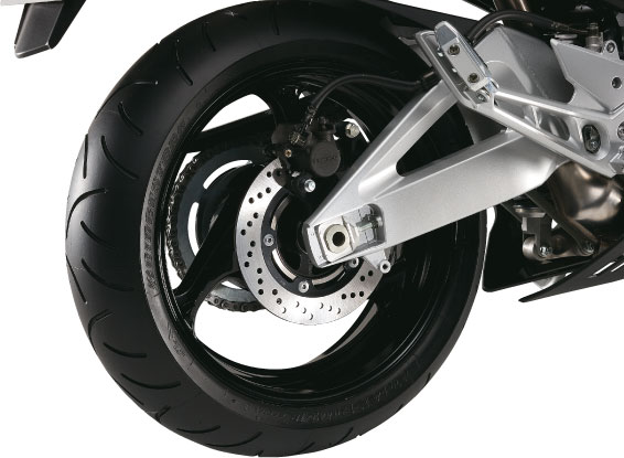 SUZUKI GSR 600  2011 photo 5