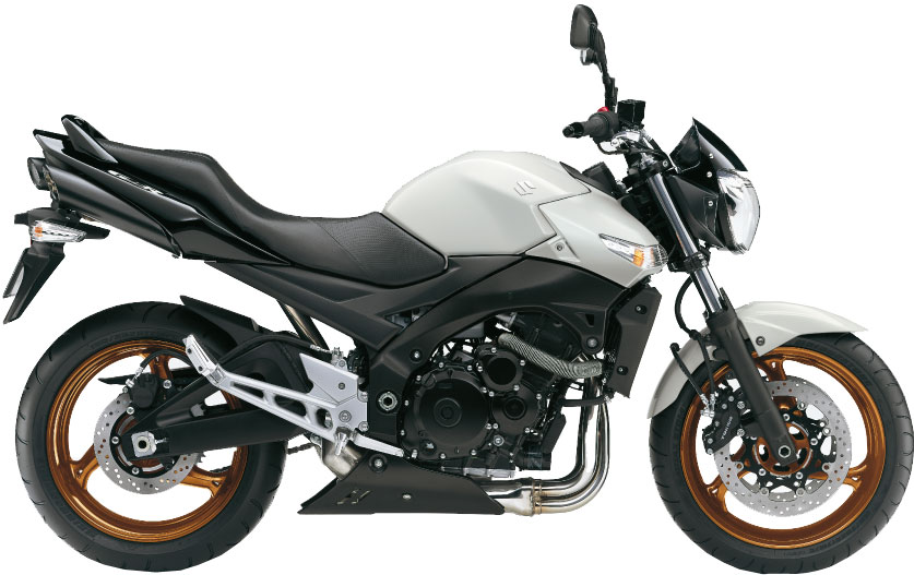SUZUKI GSR 600  2011 photo 3