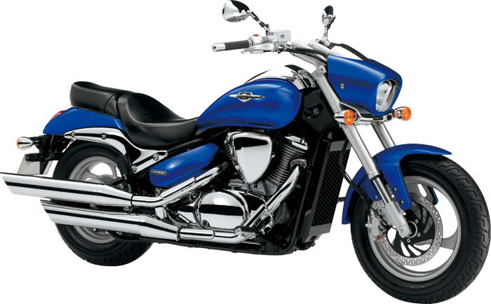 Where Is The Ignitor On A  Suzuki Intruder