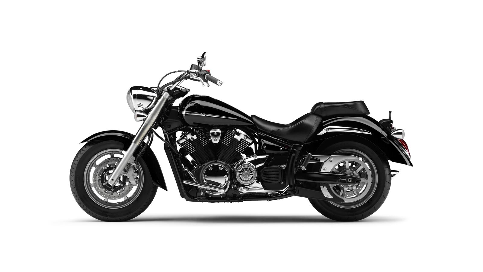 YAMAHA XVS 1300 A Midnight Star  2011 photo 3