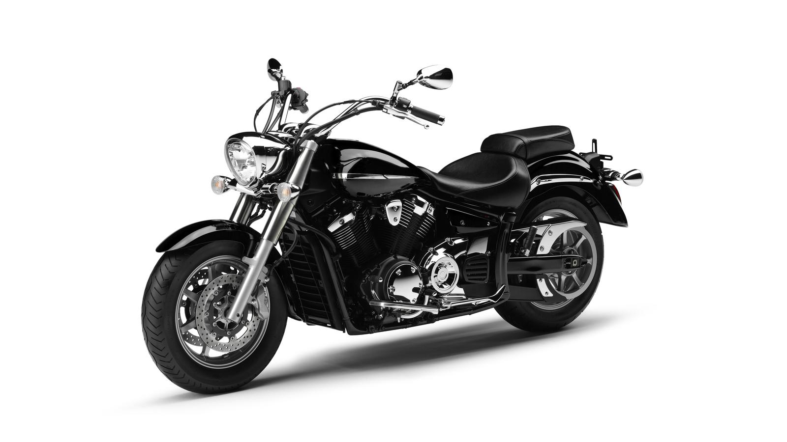 YAMAHA XVS 1300 A Midnight Star  2011 photo 4