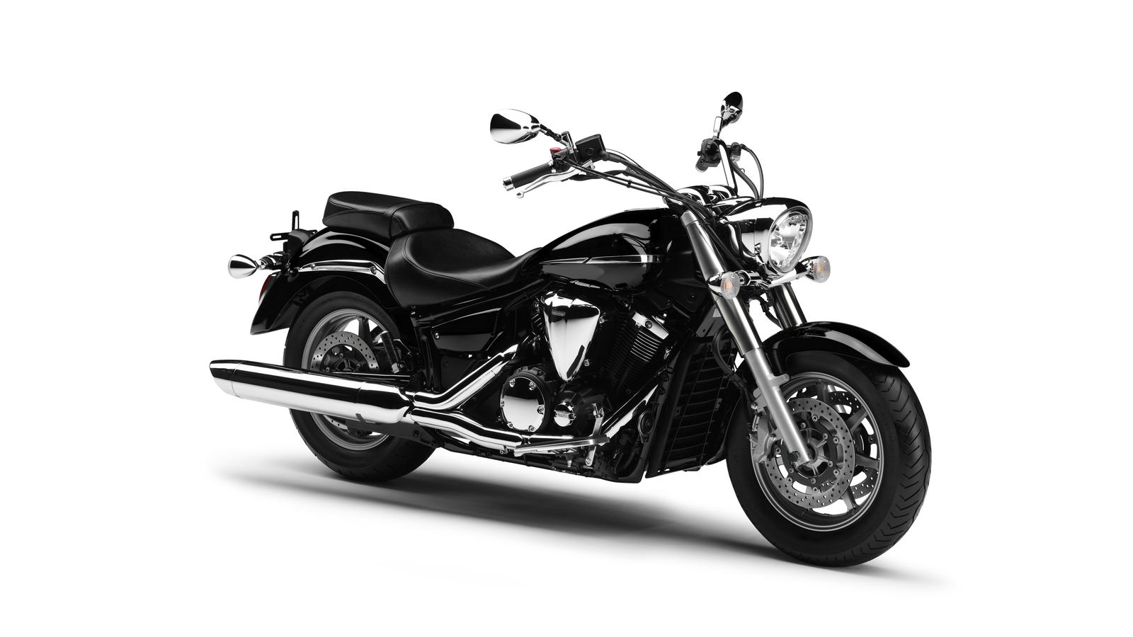 YAMAHA XVS 1300 A Midnight Star  2011