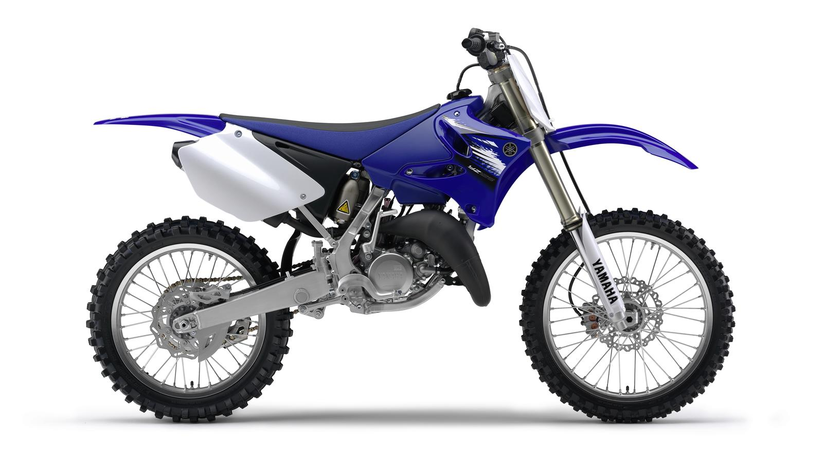 YAMAHA YZ 125  2012 photo 2
