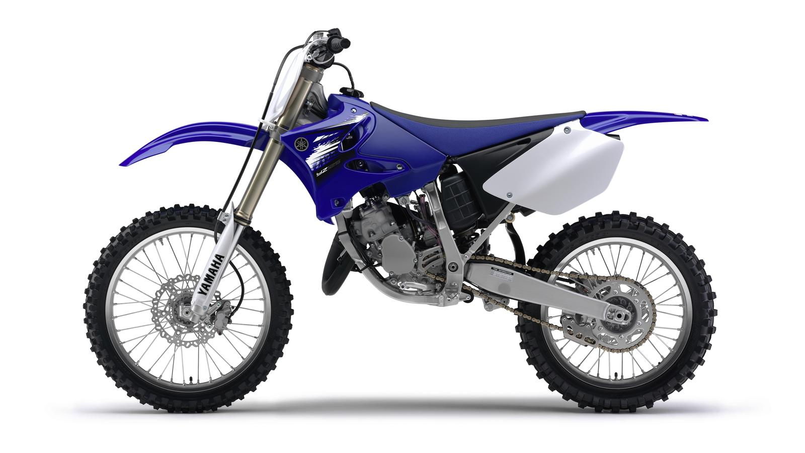 YAMAHA YZ 125  2012 photo 3