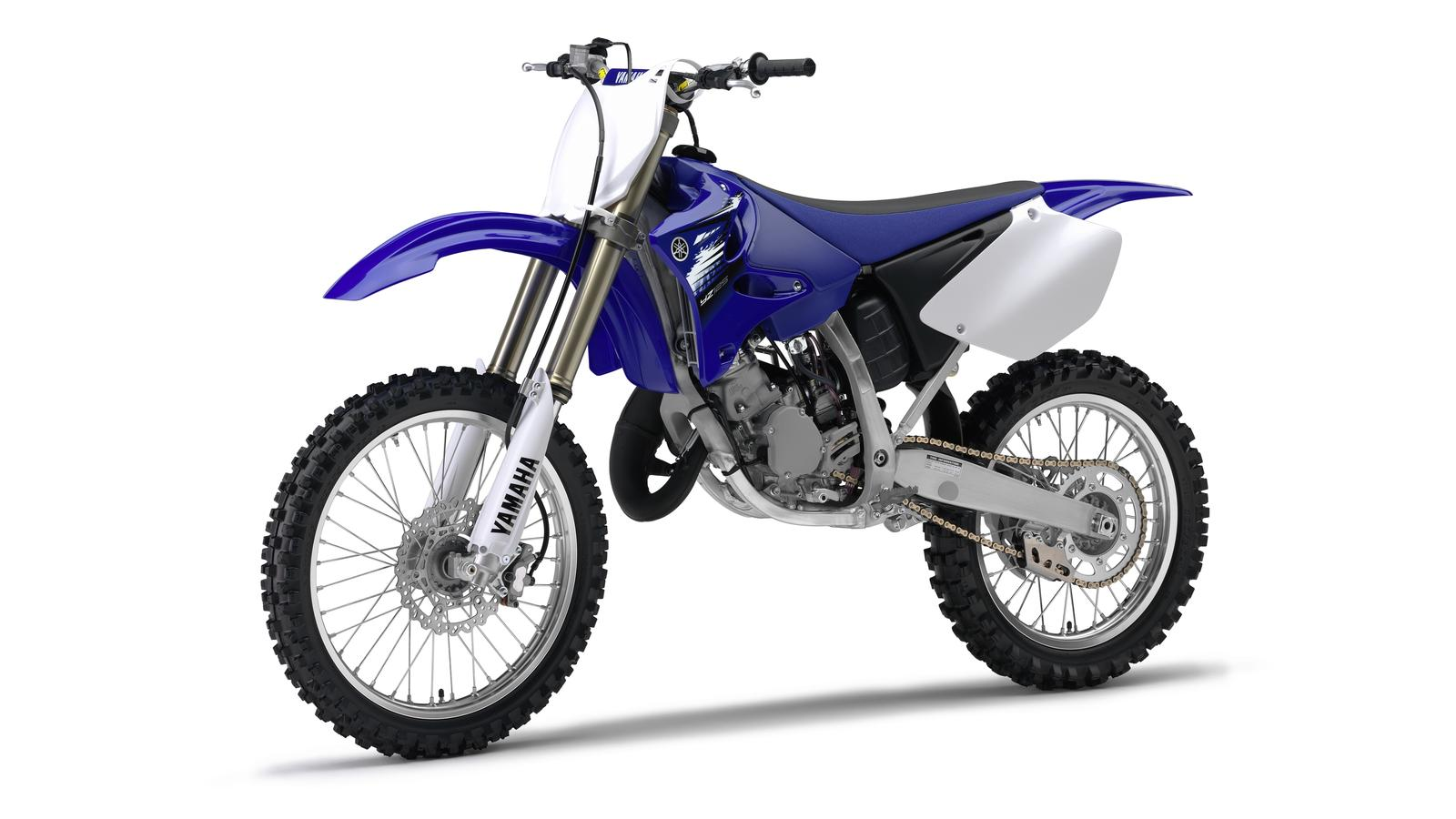 YAMAHA YZ 125  2012 photo 4