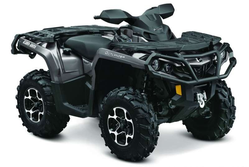 CAN-AM BOMBARDIER Outlander 1000 XT 2012 photo 3