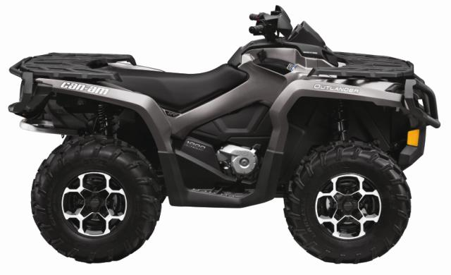 CAN-AM BOMBARDIER Outlander 1000 XT 2012 photo 4