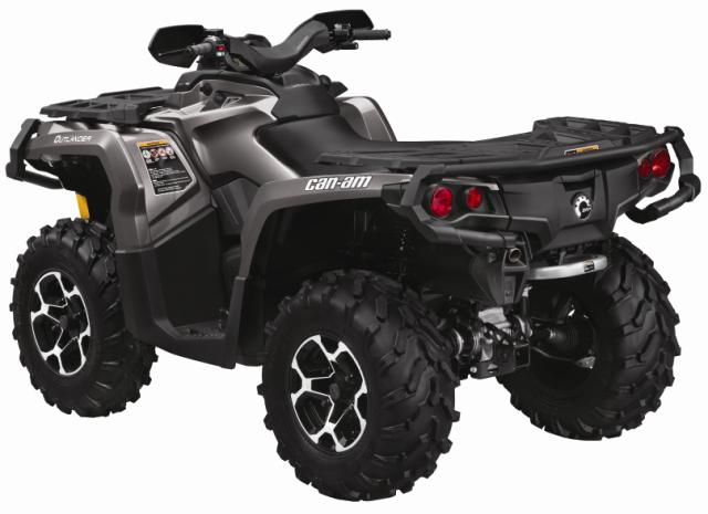 CAN-AM BOMBARDIER Outlander 1000 XT 2012 photo 5
