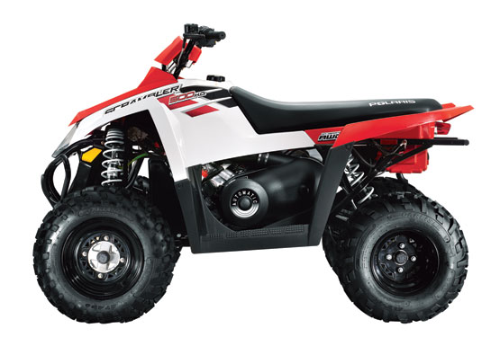 POLARIS Scrambler 500 4x4 2011 photo 2