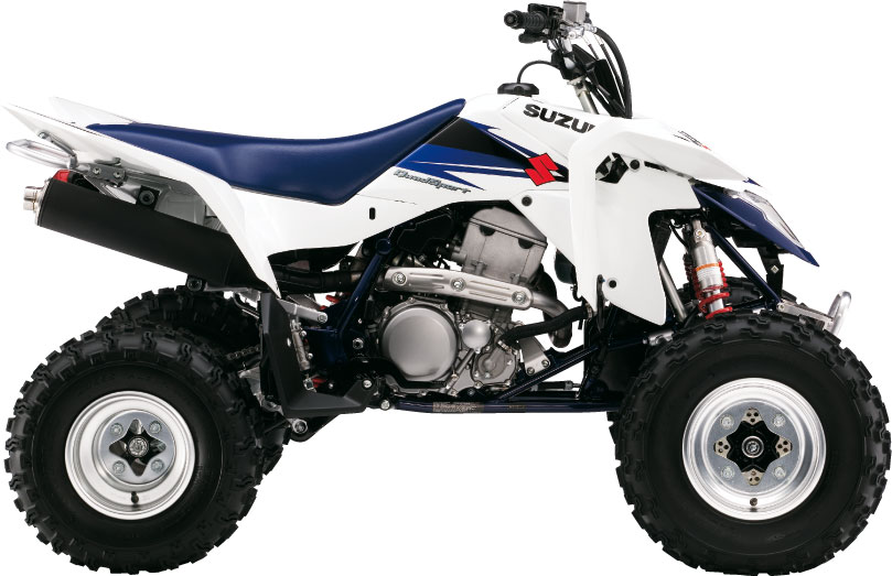 SUZUKI LTZ 400  2011 photo 2