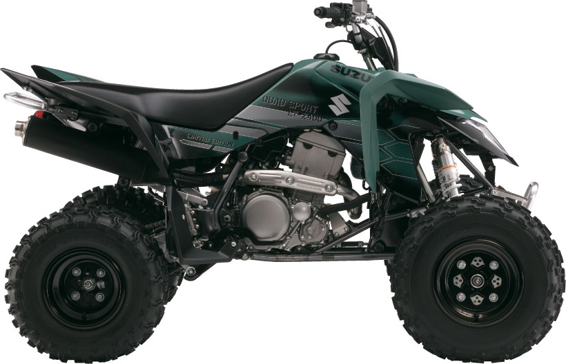 SUZUKI LTZ 400  2011 photo 3