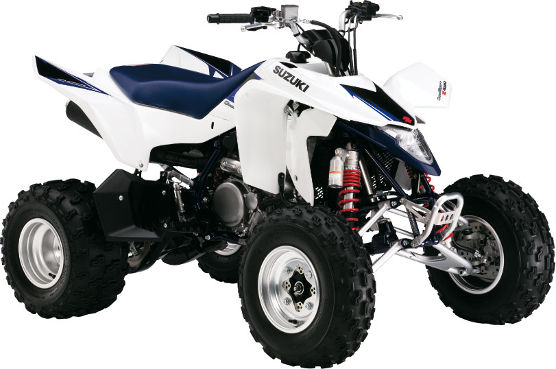 SUZUKI LTZ 400  2011 photo 1