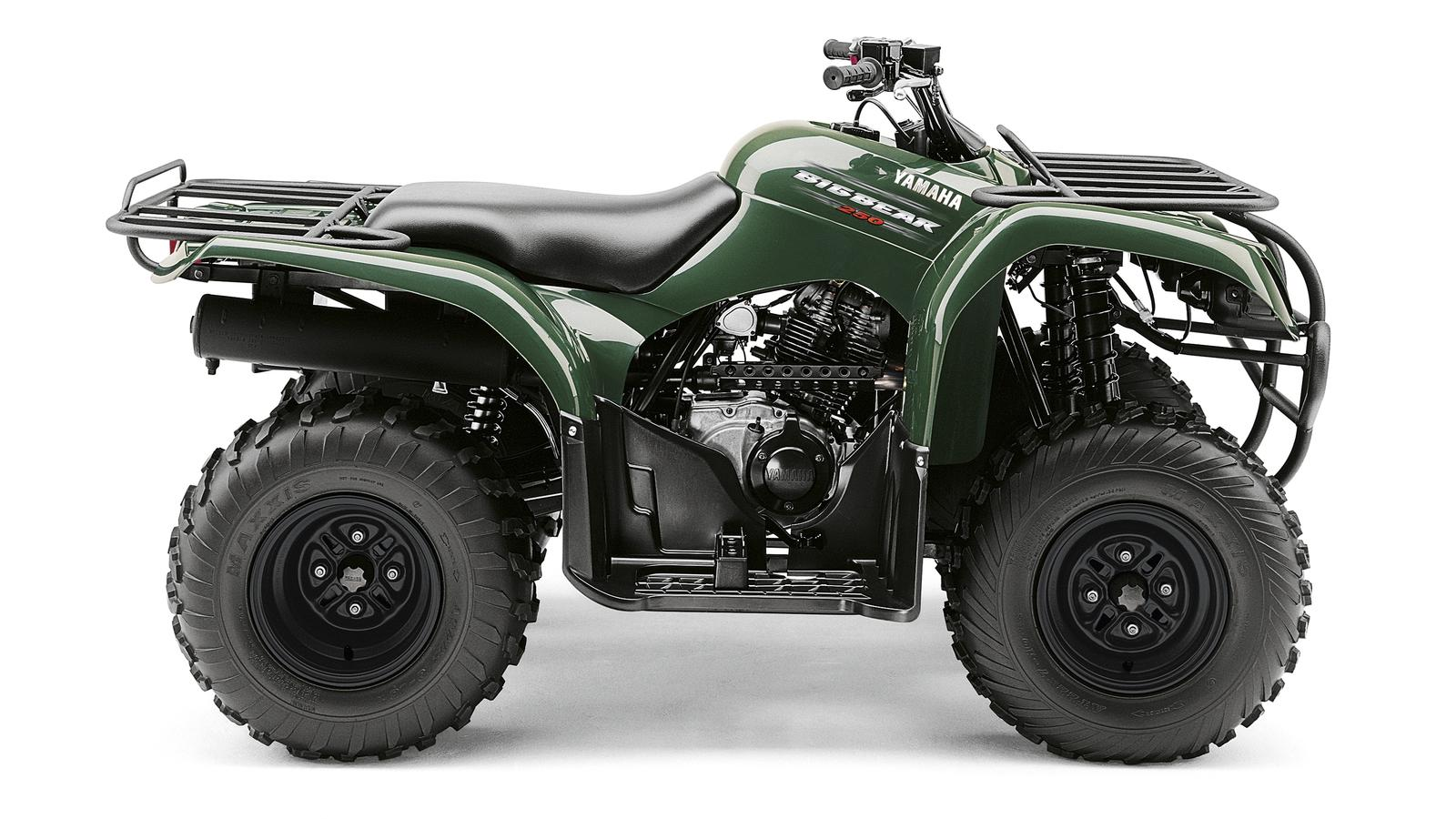YAMAHA Big Bear 250  2011 photo 2