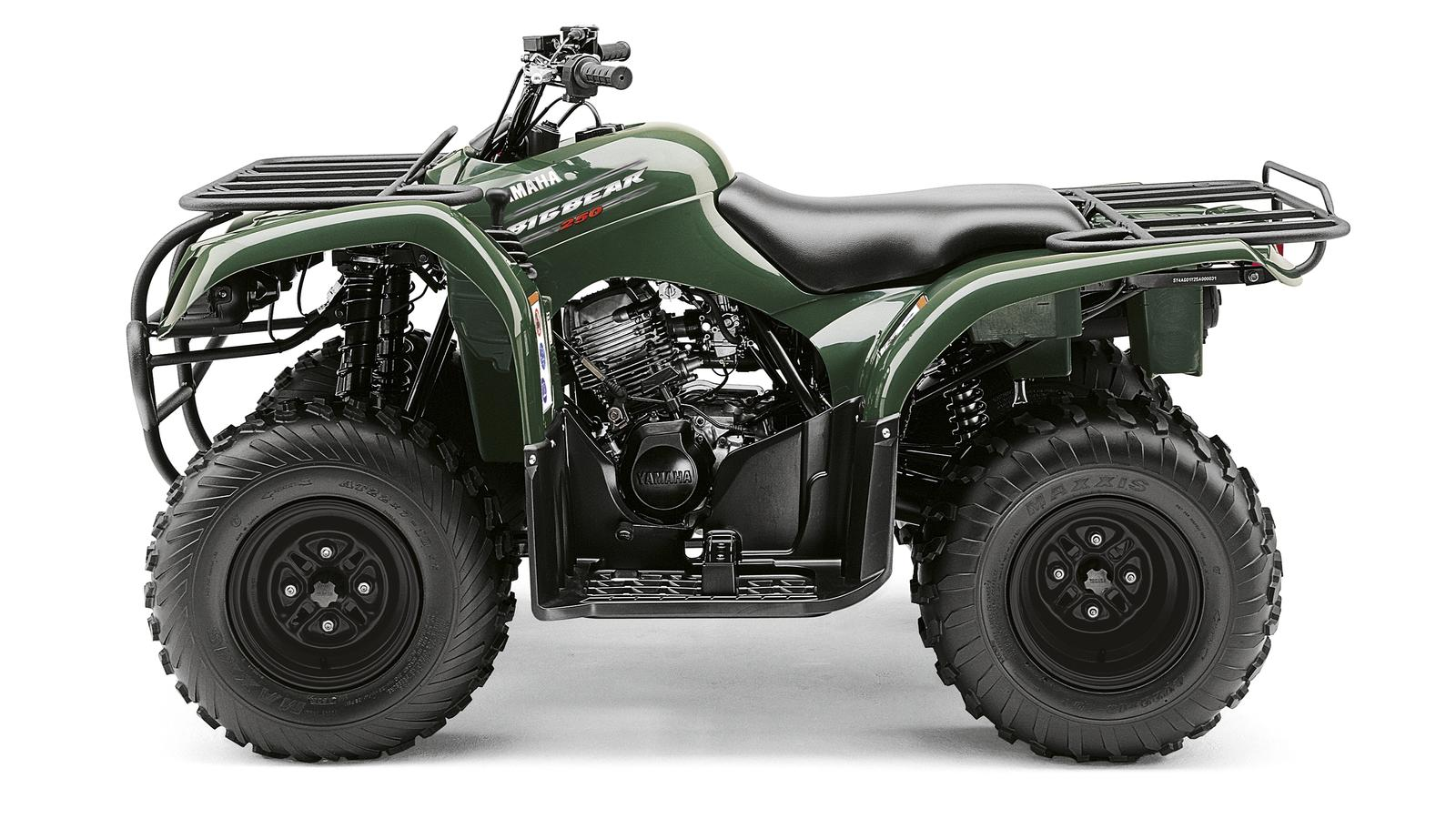 YAMAHA Big Bear 250  2011 photo 3