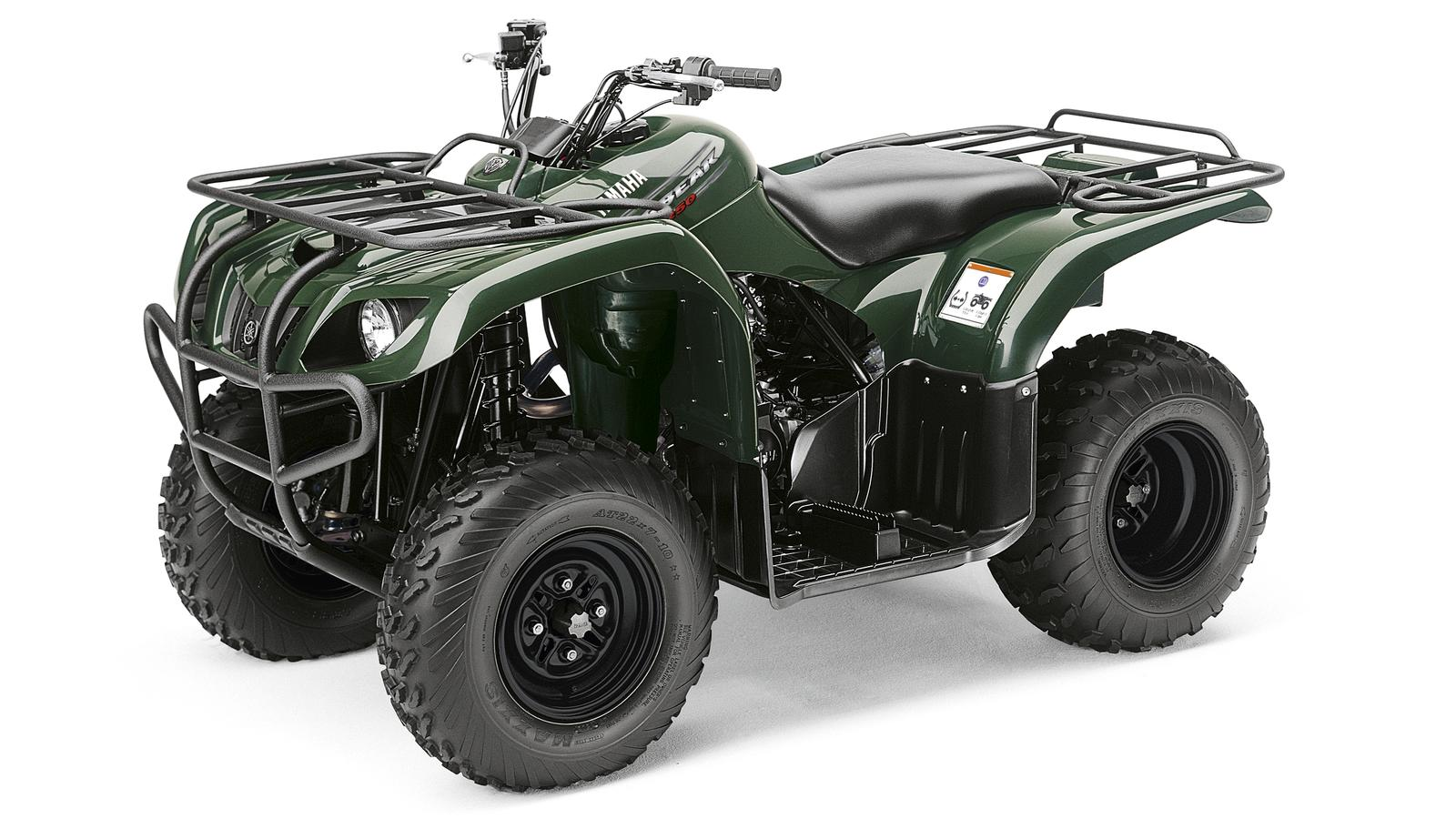 YAMAHA Big Bear 250  2011 photo 4