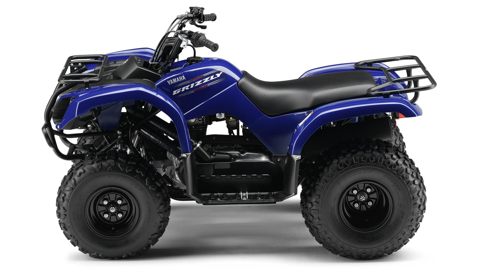 quad yamaha 125 grizzly