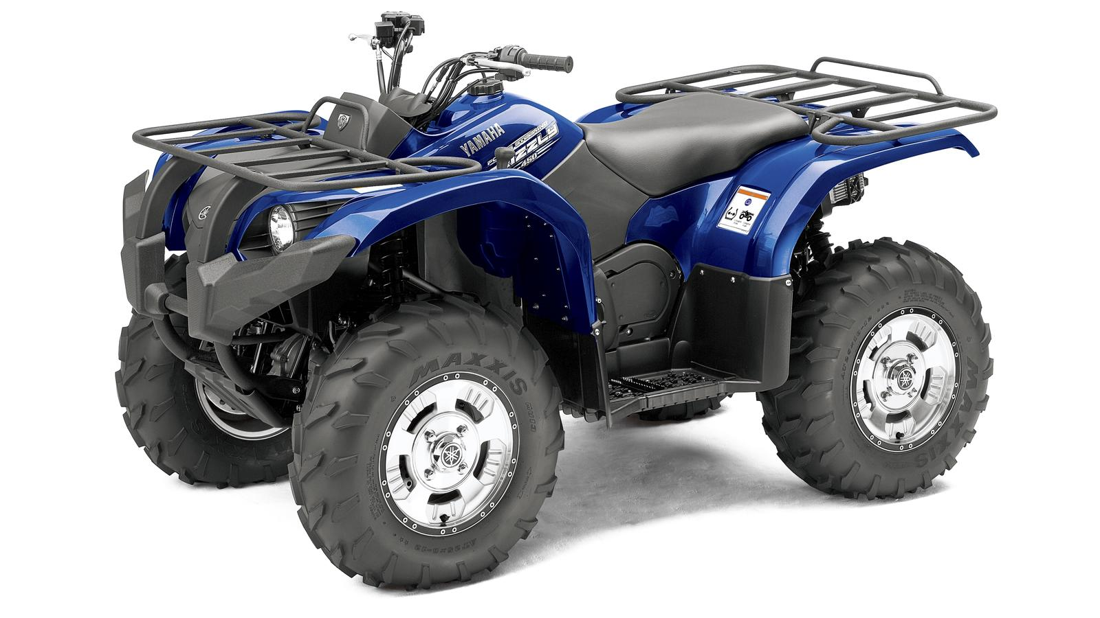 YAMAHA Grizzly 450  2011 photo 6