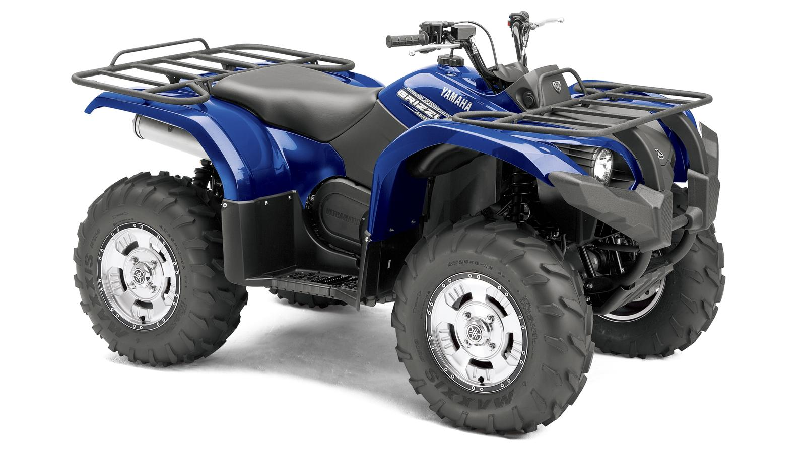 YAMAHA Grizzly 450  2011 photo 4