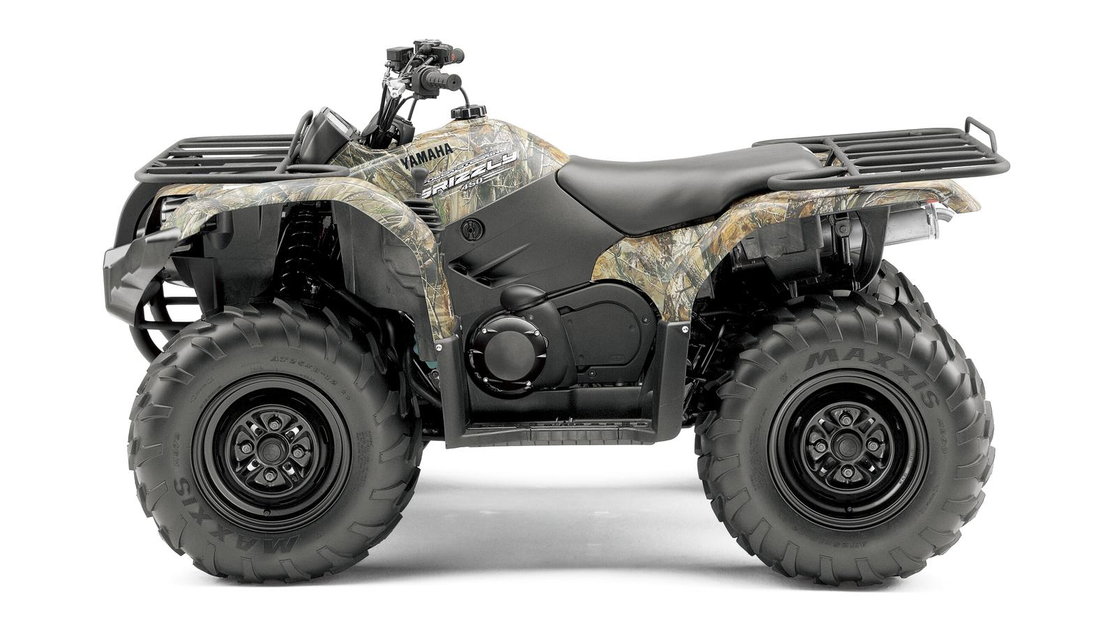 YAMAHA Grizzly 450  2011 photo 9