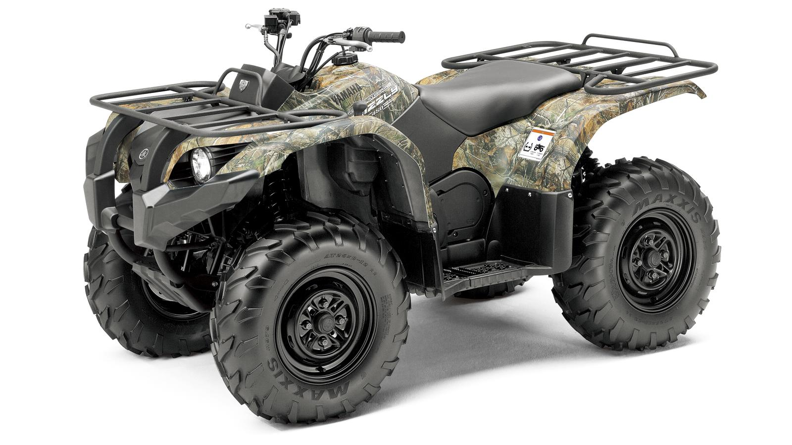 YAMAHA Grizzly 450  2011 photo 10