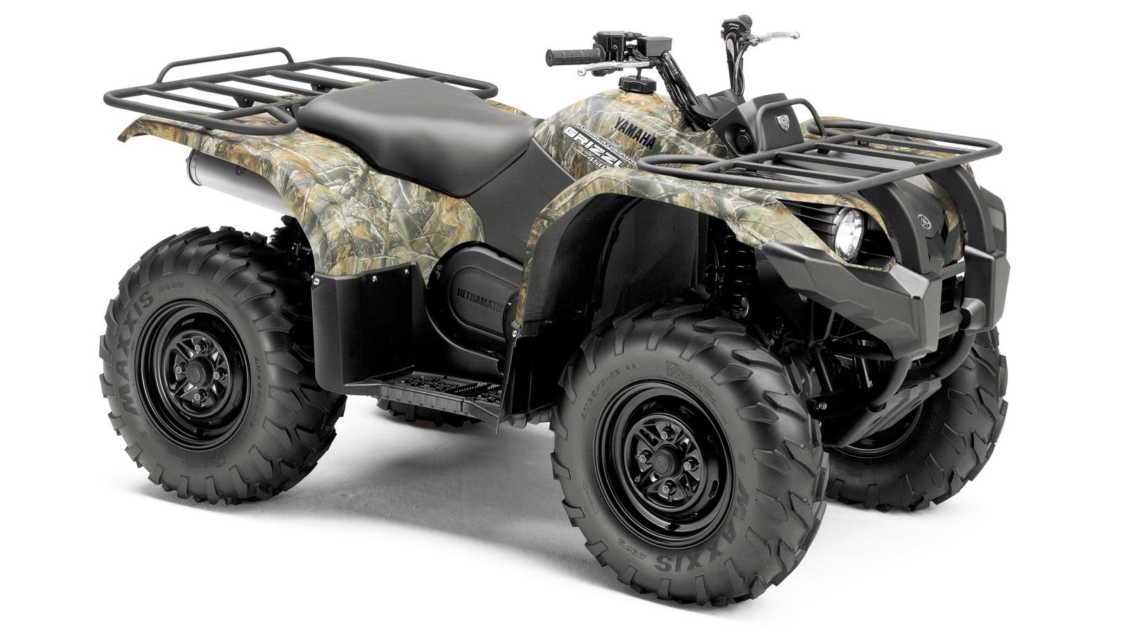 YAMAHA Grizzly 450  2011 photo 7