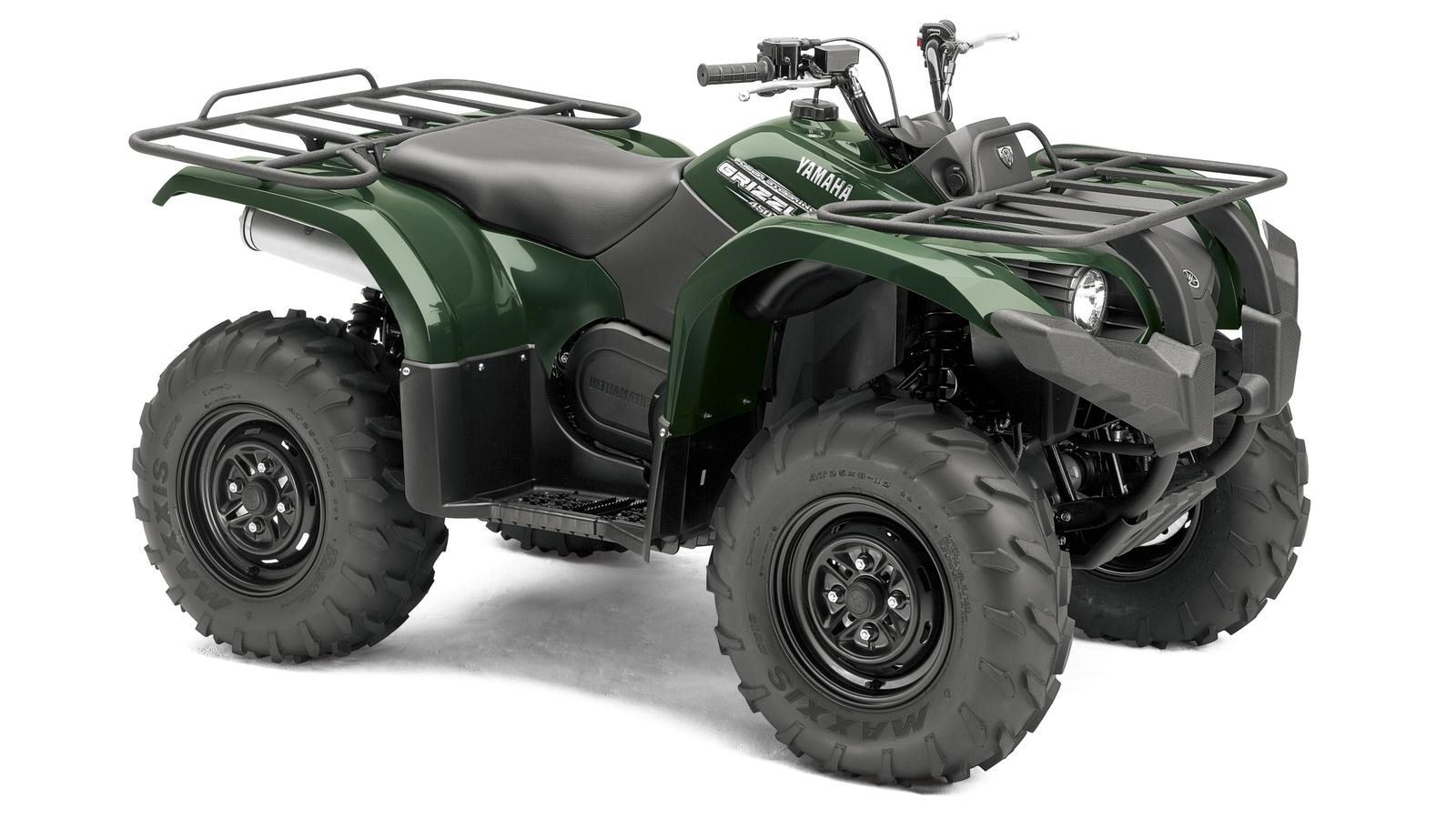 YAMAHA Grizzly 450  2011