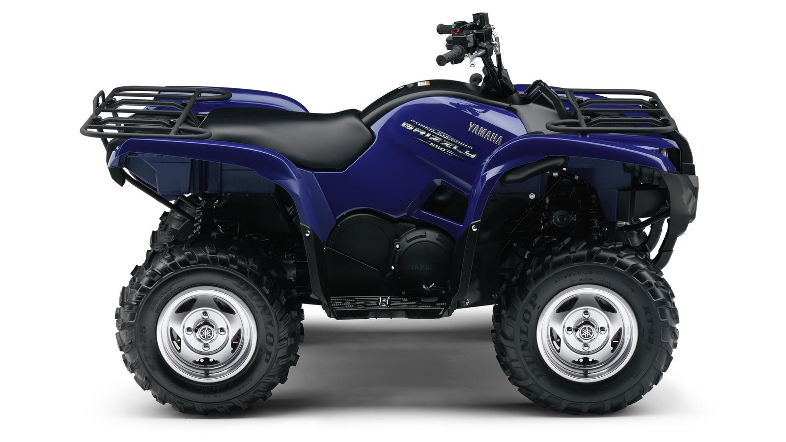 YAMAHA Grizzly 550  2011 photo 2