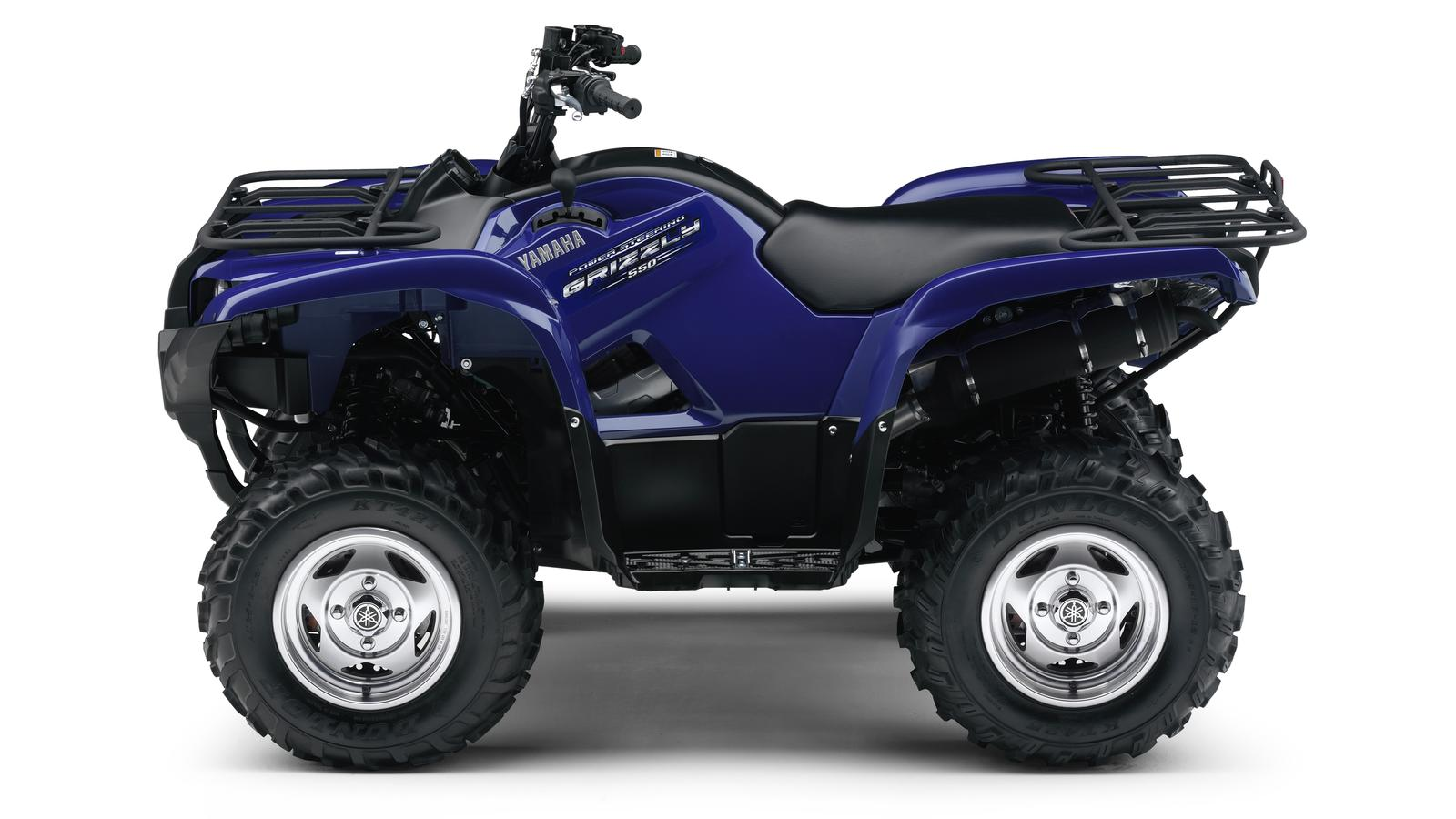 YAMAHA Grizzly 550  2011 photo 3