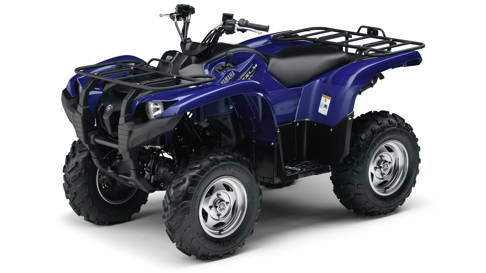 YAMAHA Grizzly 550  2011 photo 4