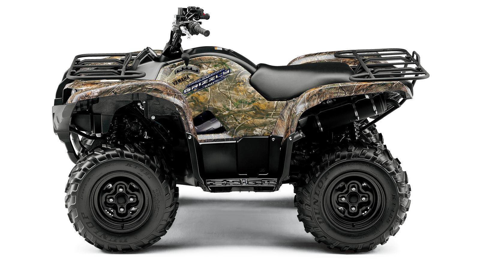 YAMAHA Grizzly 550  2011 photo 10