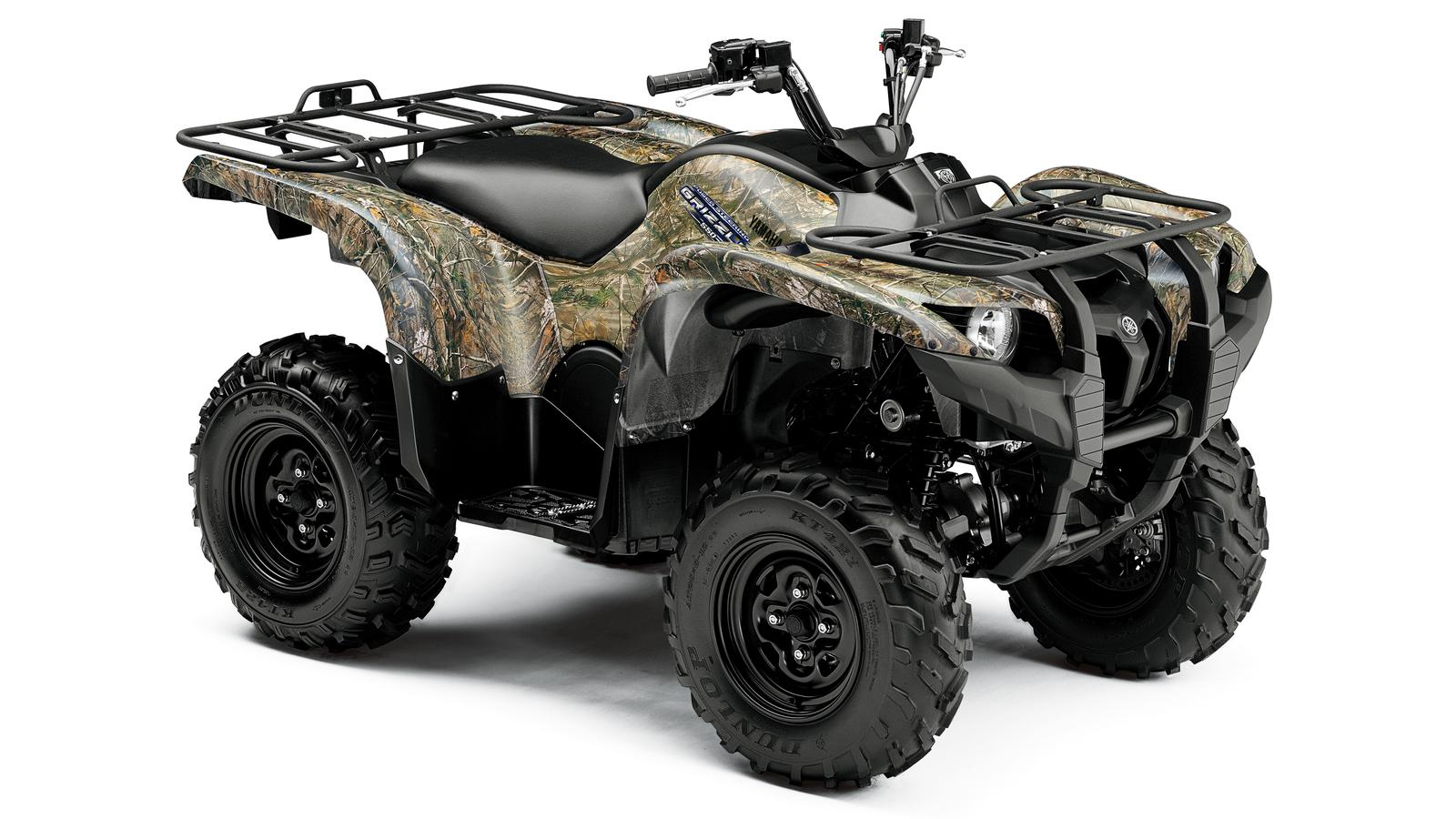 YAMAHA Grizzly 550  2011 photo 9