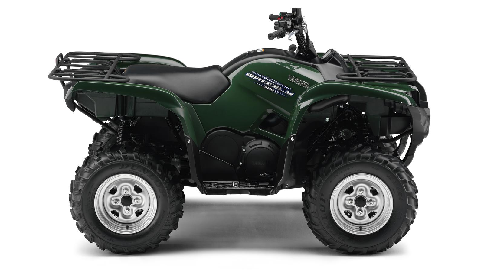 YAMAHA Grizzly 550  2011 photo 6