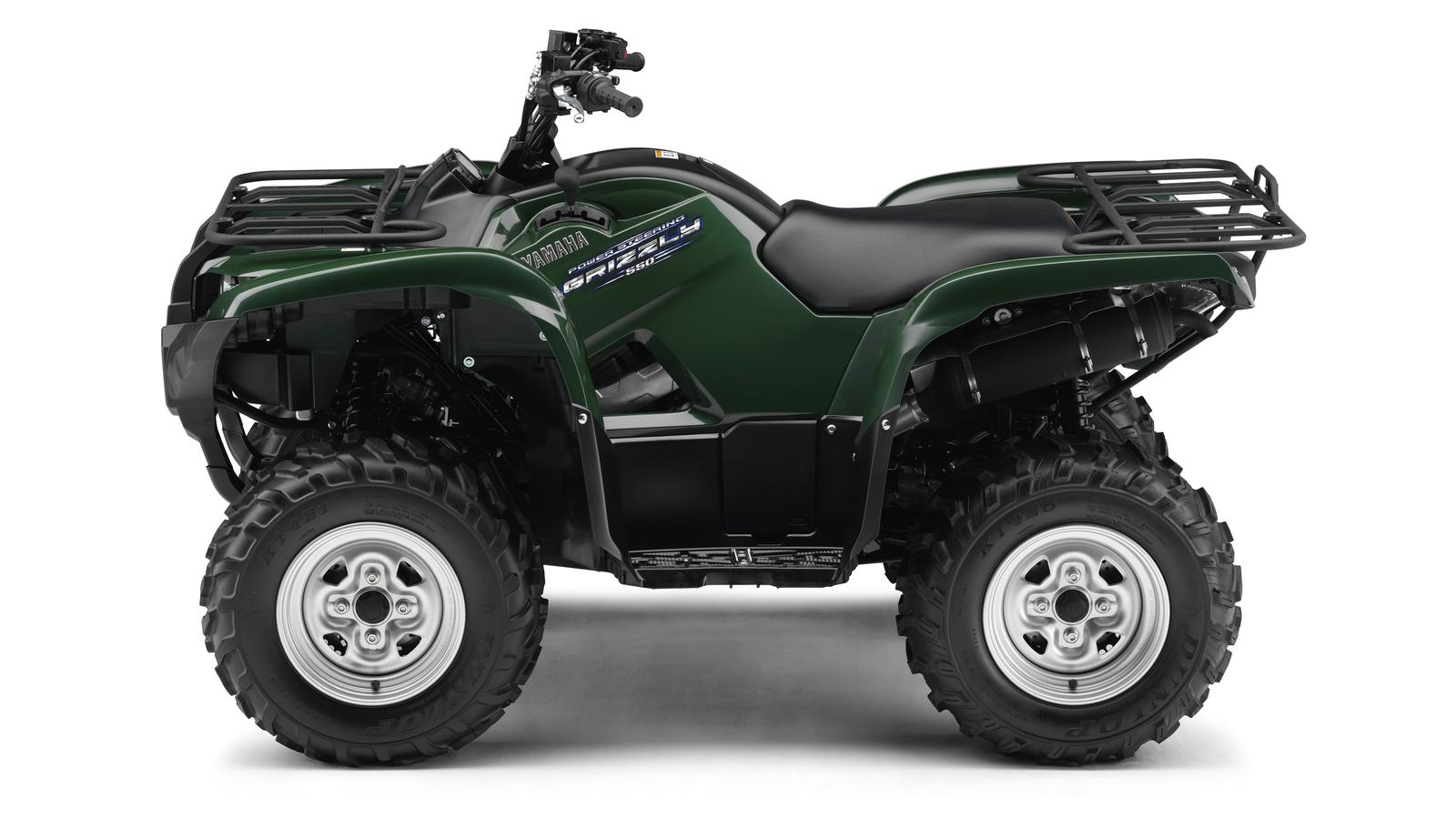 YAMAHA Grizzly 550  2011 photo 7