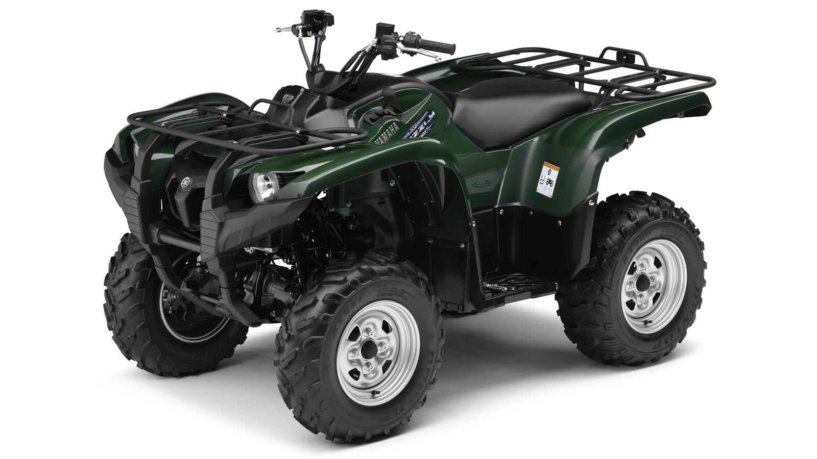 YAMAHA Grizzly 550  2011 photo 8