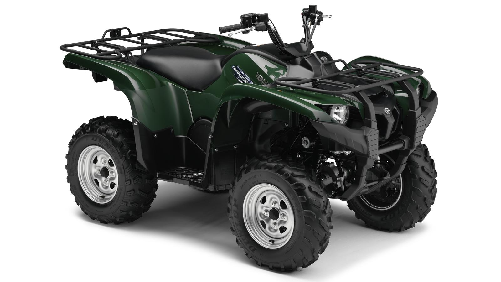 YAMAHA Grizzly 550  2011 photo 5