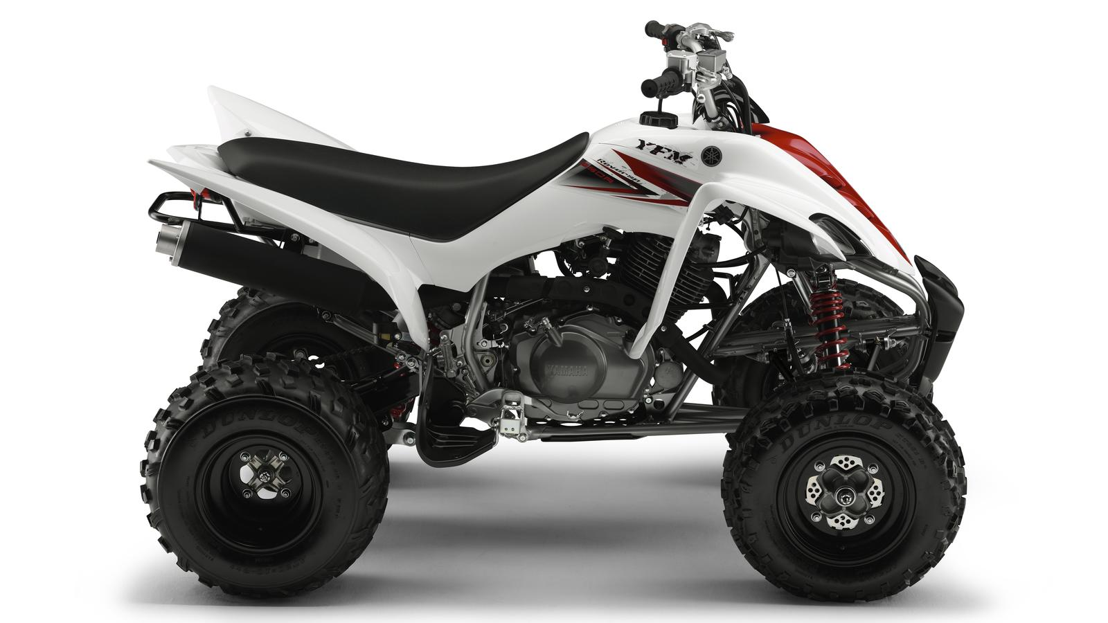 YAMAHA YFM 350 R Raptor  2011 photo 2