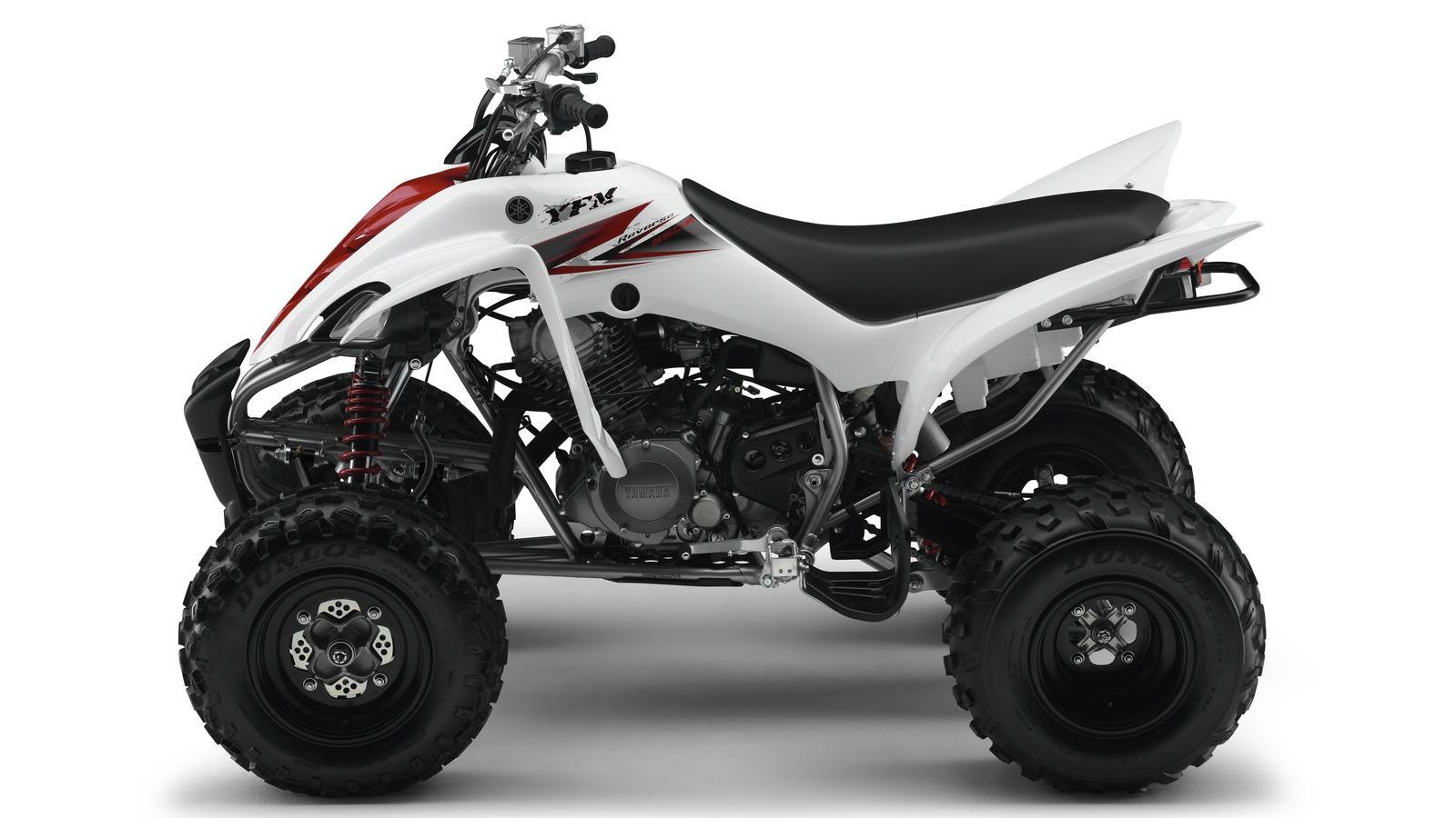YAMAHA YFM 350 R Raptor  2011 photo 3